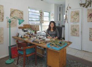 Virtual Studio Tour with Sandy Rodriguez