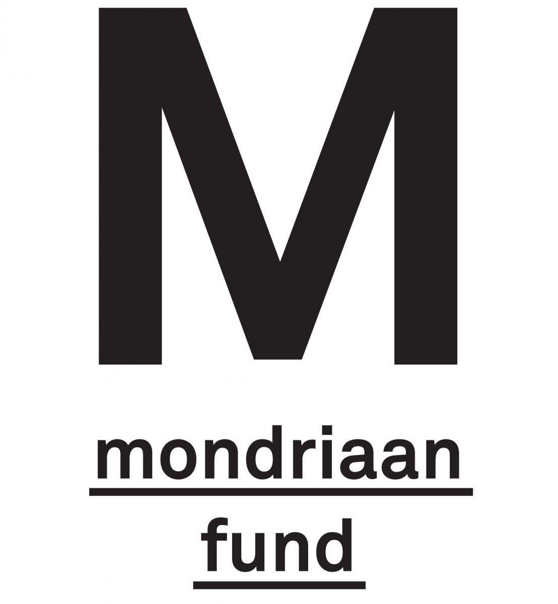 logo for the Mondriaan Fund
